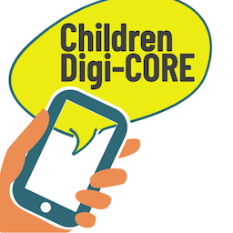 Logo progetto Children Digi-CORE